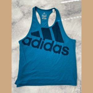 💙ADIDAS Blue Tank Top (Athletic)💙